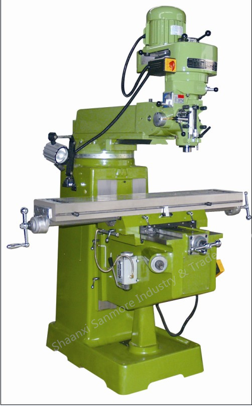 XL4A Turret Milling Machine