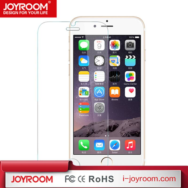 JOYROOM for iphone 6 plus tempered glass screen protector
