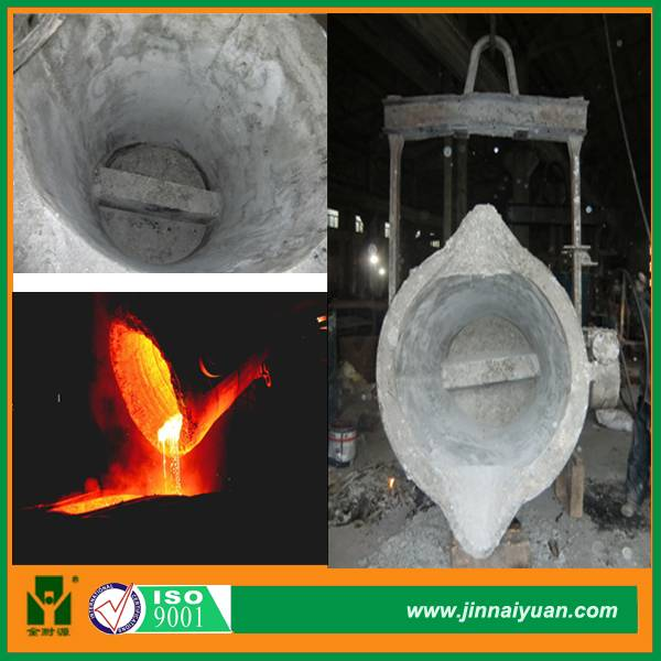 High Temperature Insulating Castable Refractory