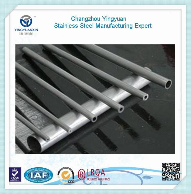 Stainless steel thick-wall tube and pipe