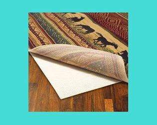 Latex Laminated Non Slip Carpet Pad