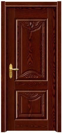 Melamine wooden doors