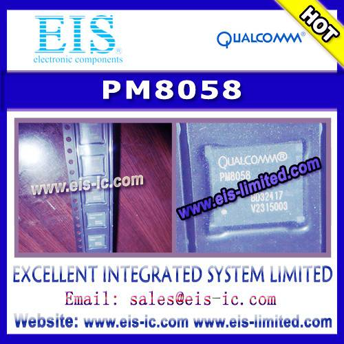 PM8058 - QUALCOMM - PHOTOTRANSITOR OPTICAL INTERRUPTER SWITCH