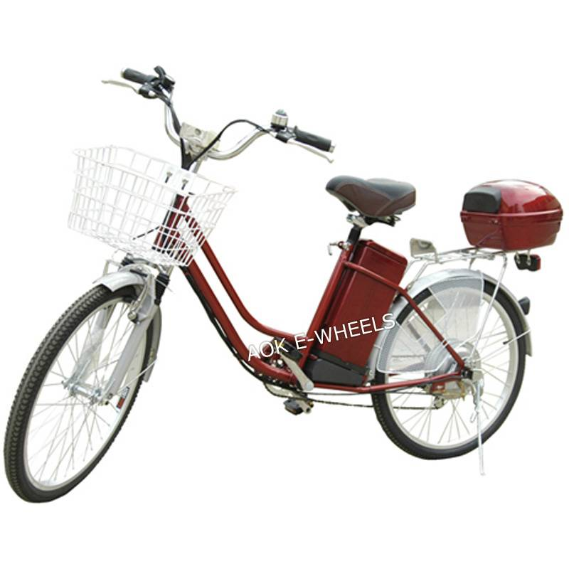 Hot Selling Electric Bicycle for Women