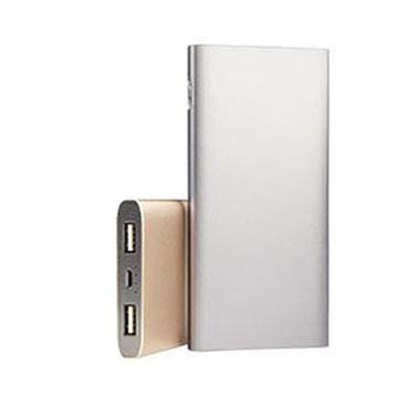 7500mah Slim Power Bank with Metal Case