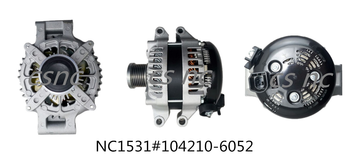 Denso Alternator NC1531 (12V 170A 104210-6052)