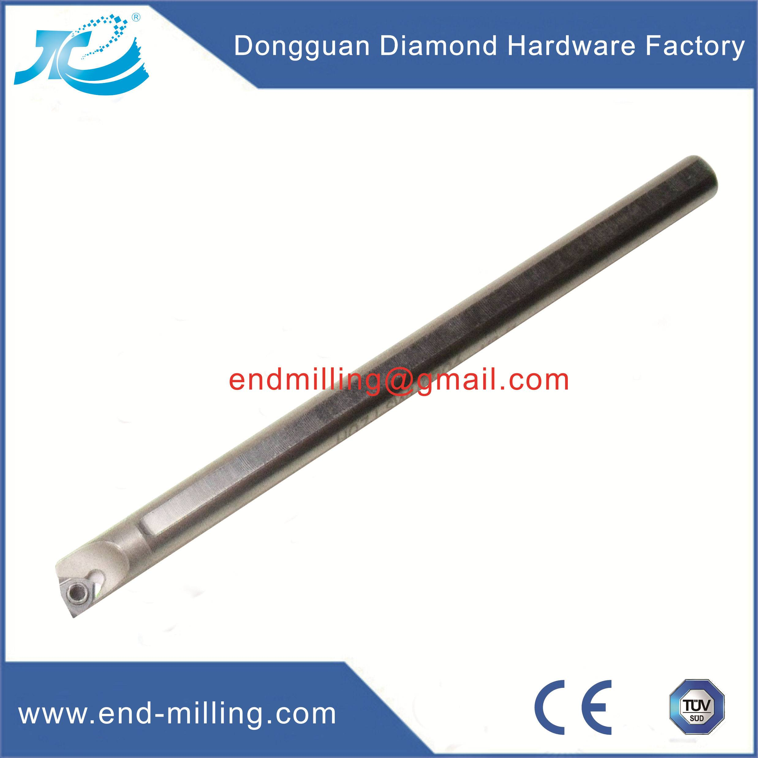 Solid Carbide Boring Bars