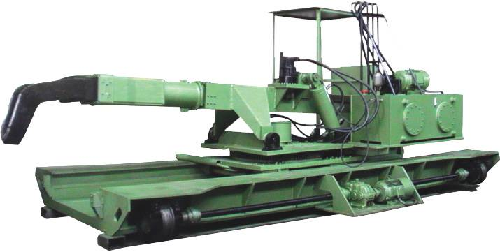 loading and fetching manipulator