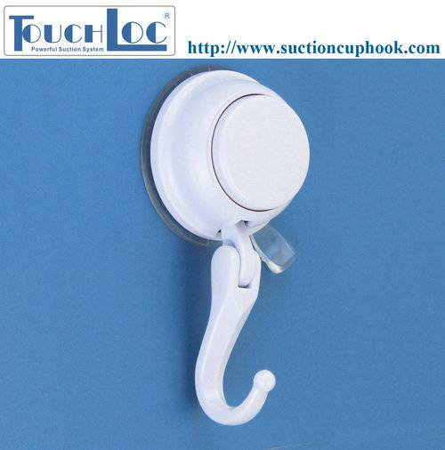 Plastic Suction Cup Hook hanger home ware storage