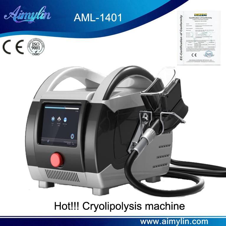 Portable cryolipolysis machine AML-1401