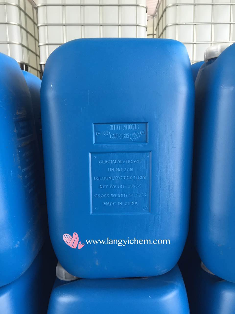 glacial acetic acid plant food grade &industrial grade