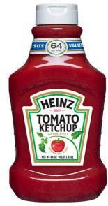 Heinz Ketchup all flavors and sizes