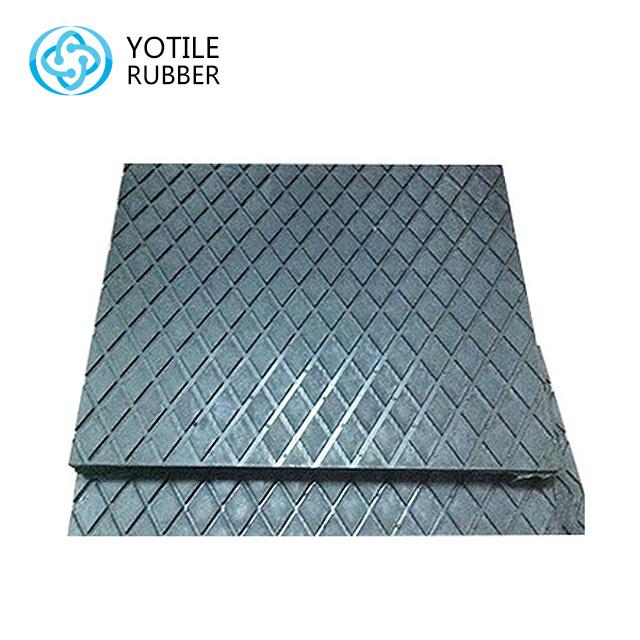 Diamond Rubber Sheets