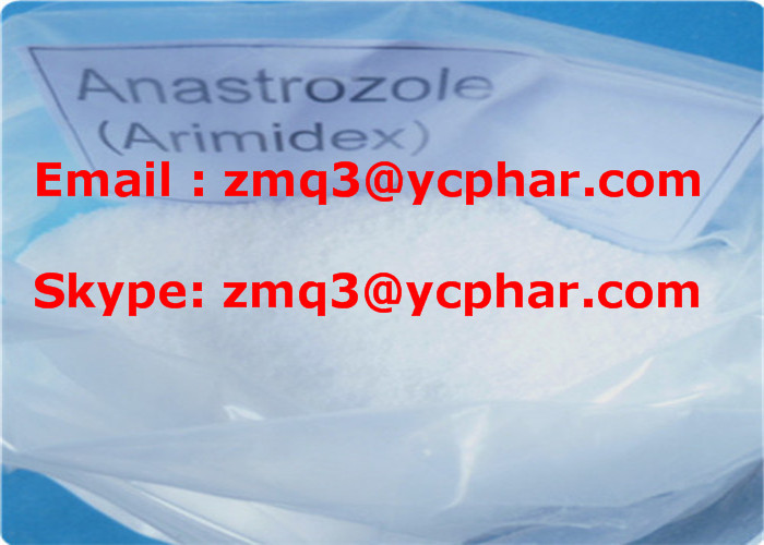 Anti-estrogen Steroids Powder Anastrozol Arimidex Without Side Effects