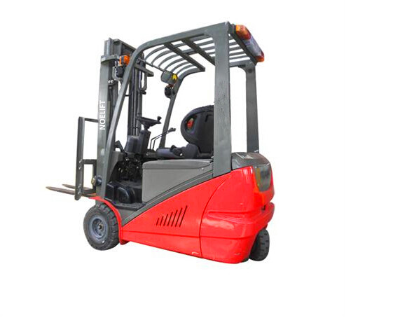 electric forklift with 3 wheel Europe visa
