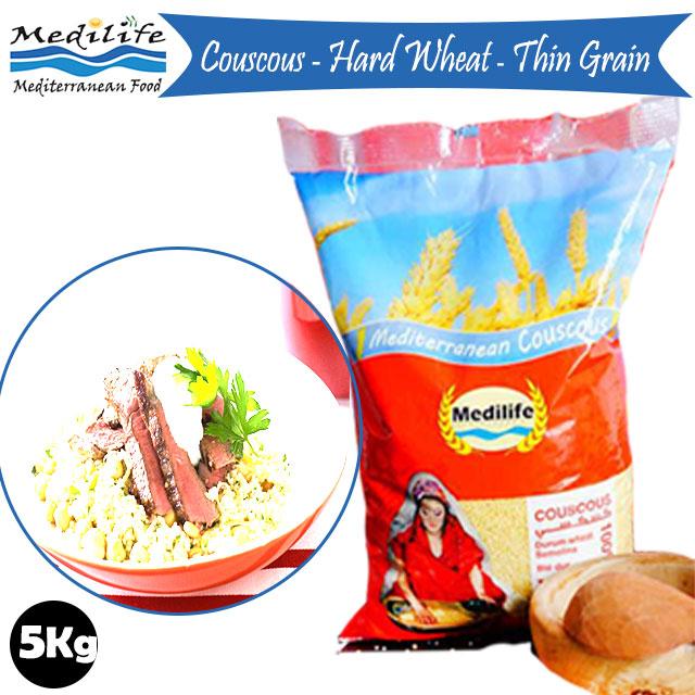 Couscous Thin Grain 5 kg