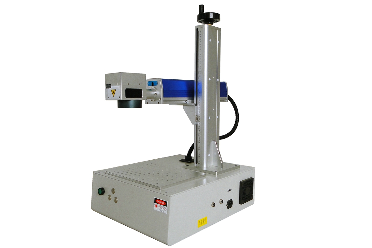 20W 30W 50W portable optical fiber laser marking machine price for sale