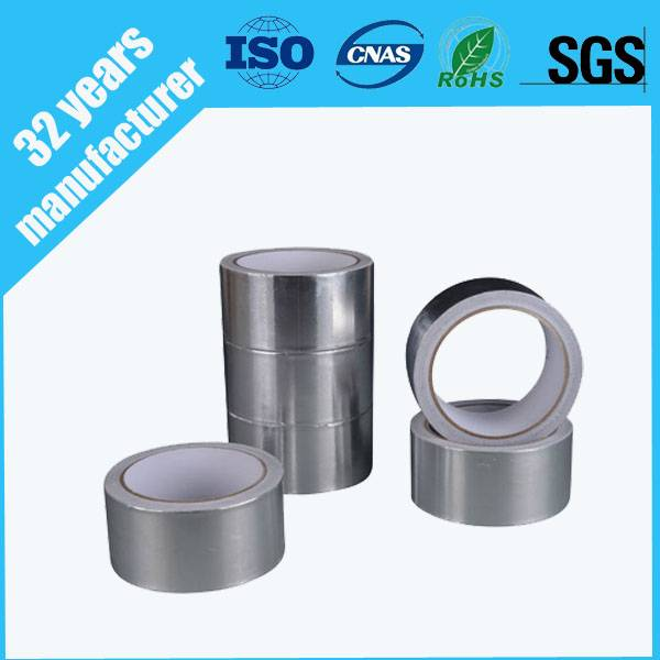 China non toxicity insulation material foil tape with SGS certificate