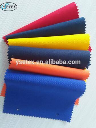 7*7100 cotton flame retardant fabric
