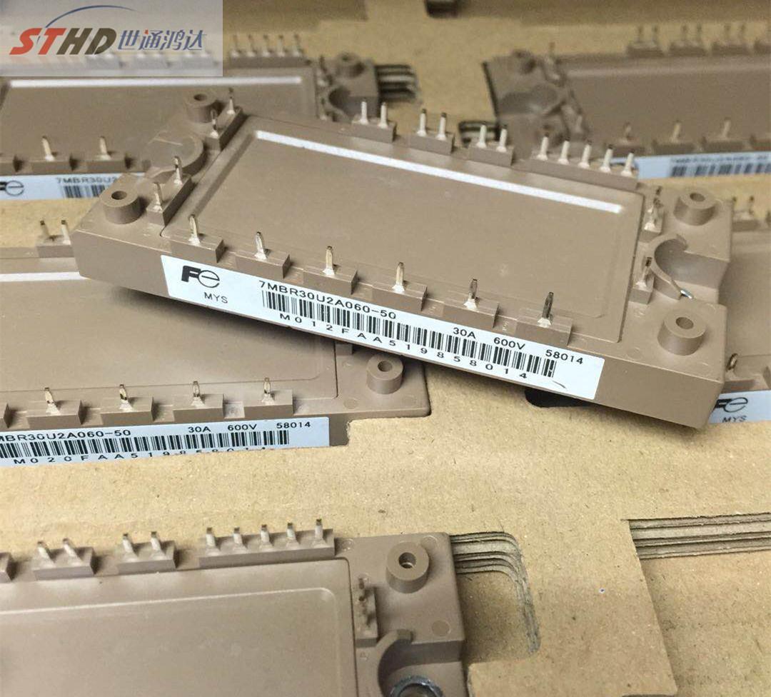 Hot Sale New and Original IGBT Modules 7MBR30U2A060-50