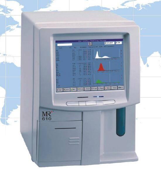 MR-610 Hematology Analyzer