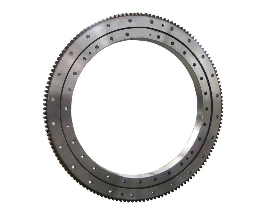 Steel Forged Gear Slewing Ring Bearing/Forging Industry Association