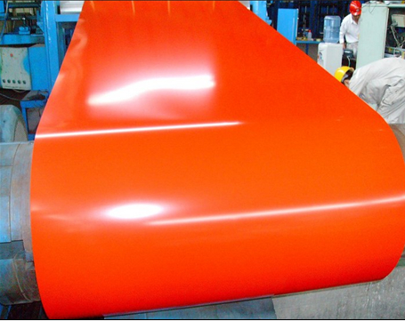 prepainted steel sheet color coated steel sheet