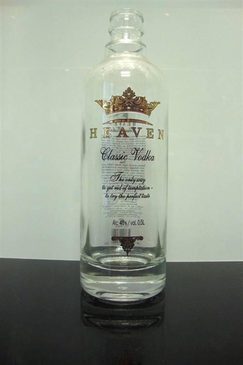 0.75L Glass Bottles Liquor Bottles