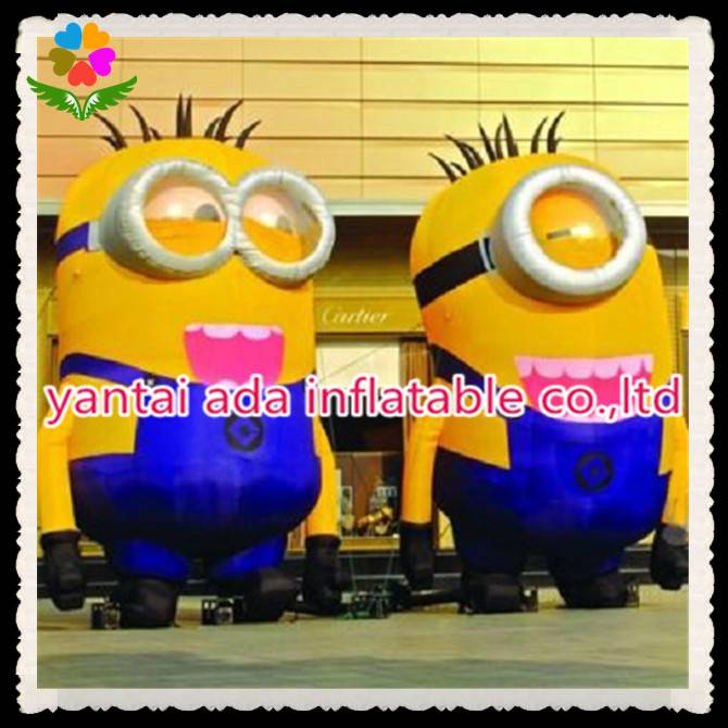 Customized Inflatable Minion