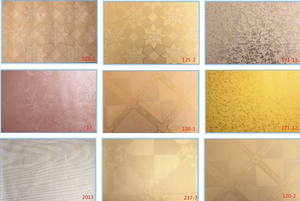 Gypsum Ceiling Lamination PVC Film (gypsum ceiling film)