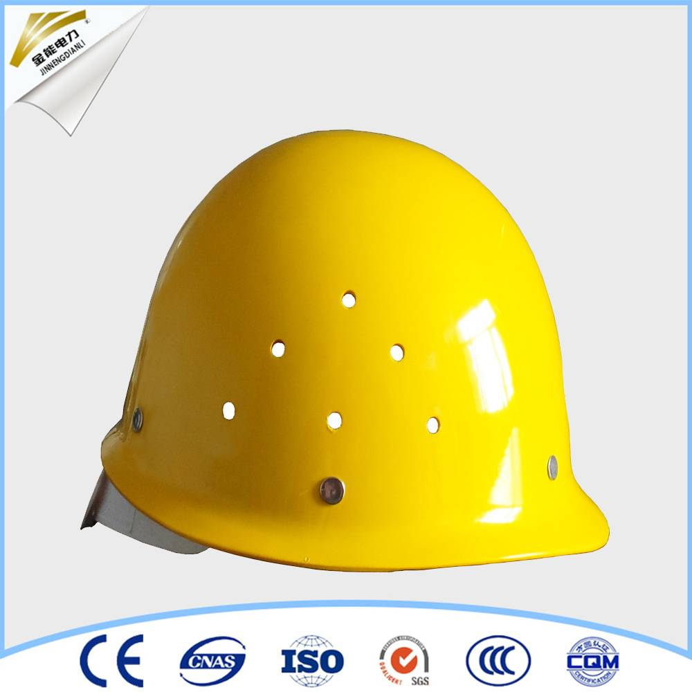 FRP  raw material safety helmet