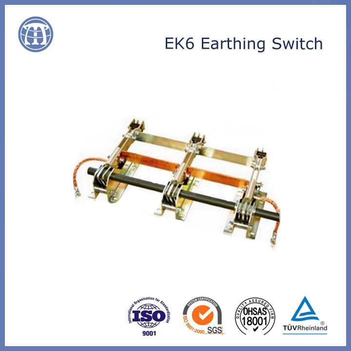 Ek6  Earthing Switch