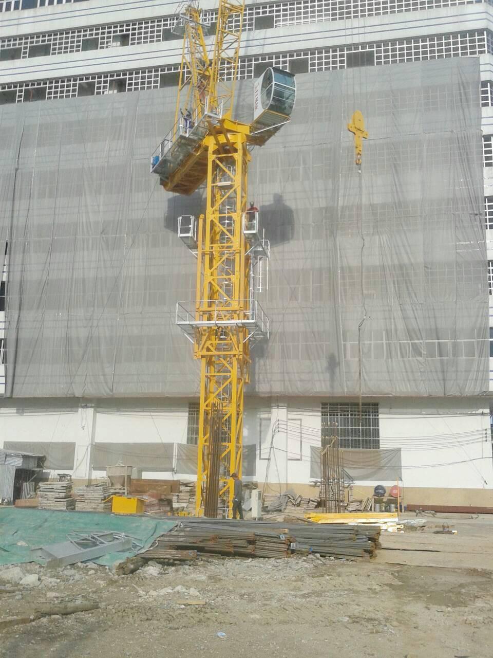 LUFFING TOWER CRANE EML5013
