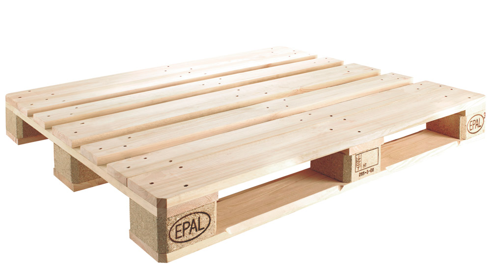 NEW EPAL wooden pallet ( CERTIFIED EURO PALLET )
