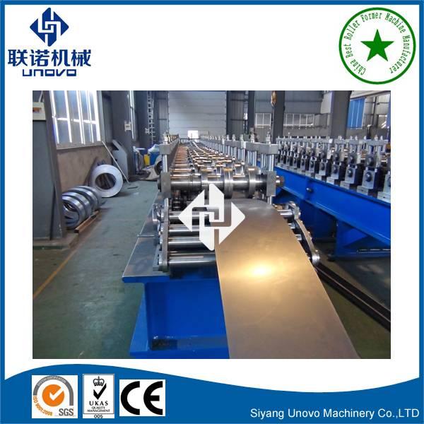 Chinese supplier uni strut channel production line