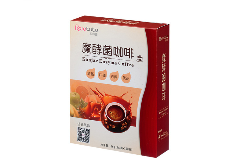 Konjac Enzyme Coffee Slimming Coffee
