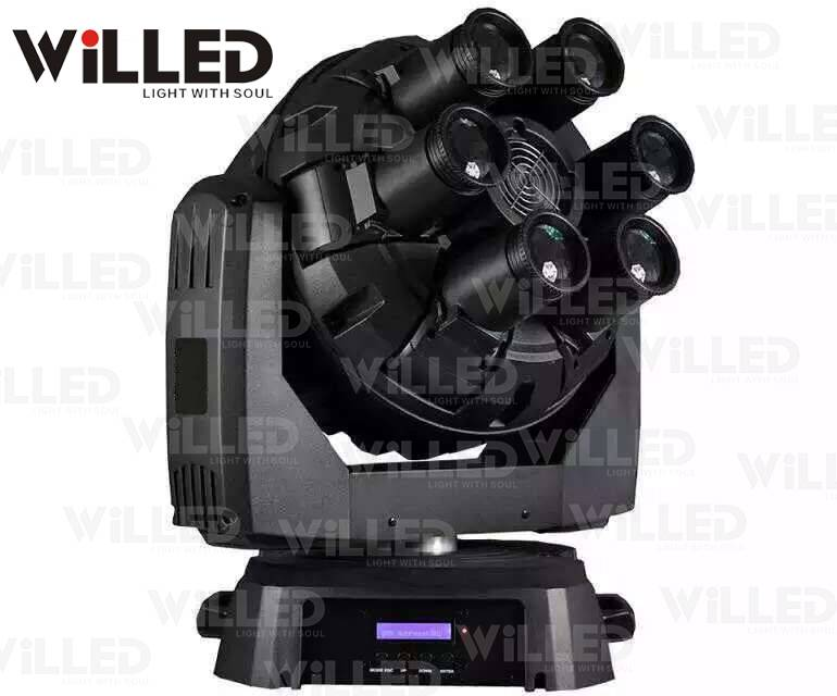 WL- LED Jumbo Rock-LED beam moving Head light