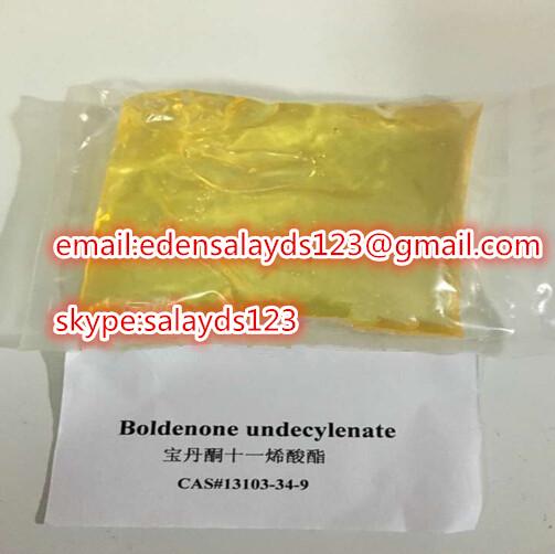 Boldenone Undeclynate/EQ CAS:13103-34-9 equipoise