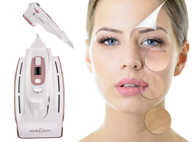 2019 Beauty care machine home use HIFU face lift skin rejuvenation mini machine