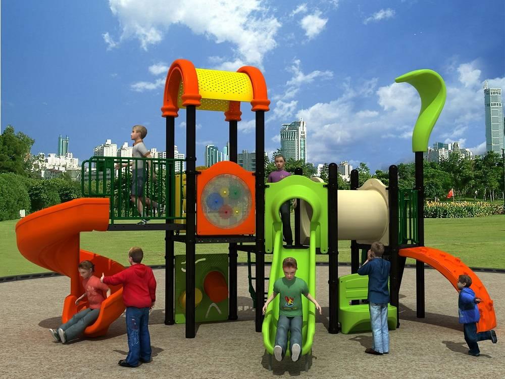 Newly Design Wonderland Series Outdoor Playground Equipment WD-WN246