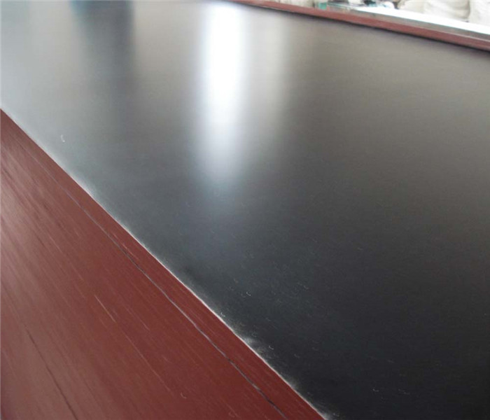 15mm black film faced plywood for construction use