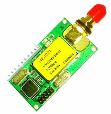 Low Power Wireless Data RF Module (HR-1021)