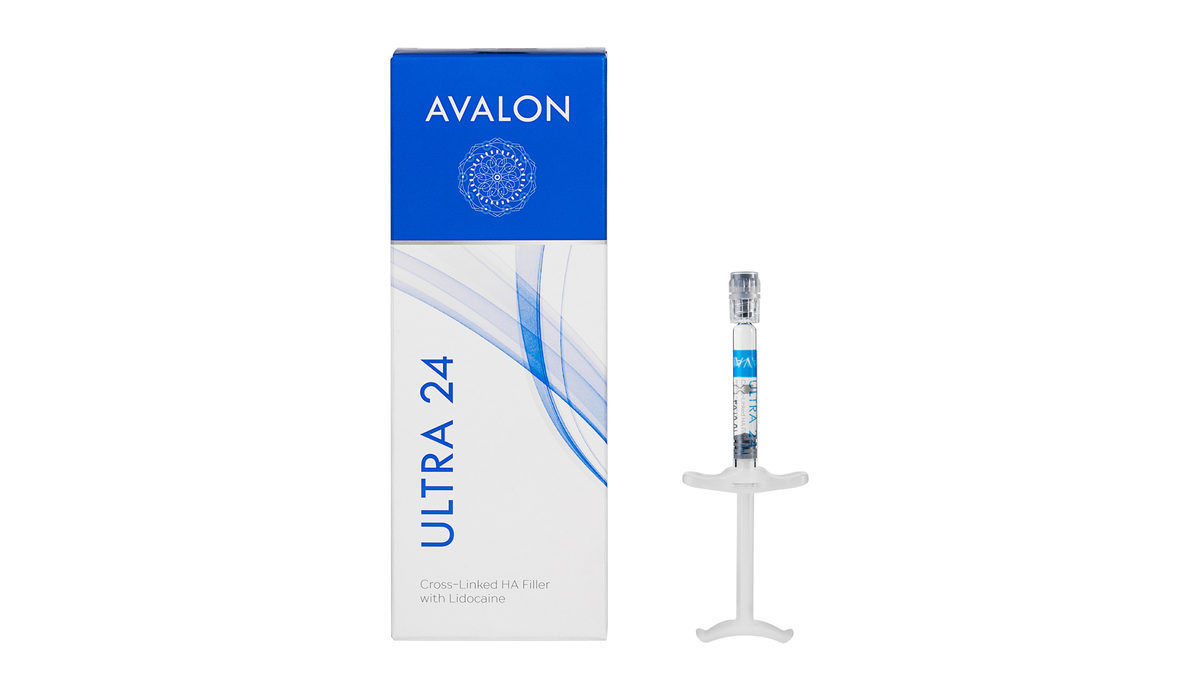 Best Sale Hyaluronic Acid Avalon Ultra 24 Filler Injctable with Quality