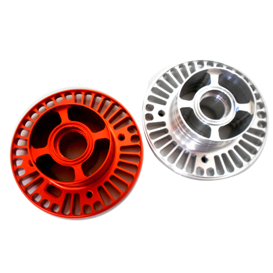 5-axis cnc machining Custom Aluminum Parts CNC Machining Exporter