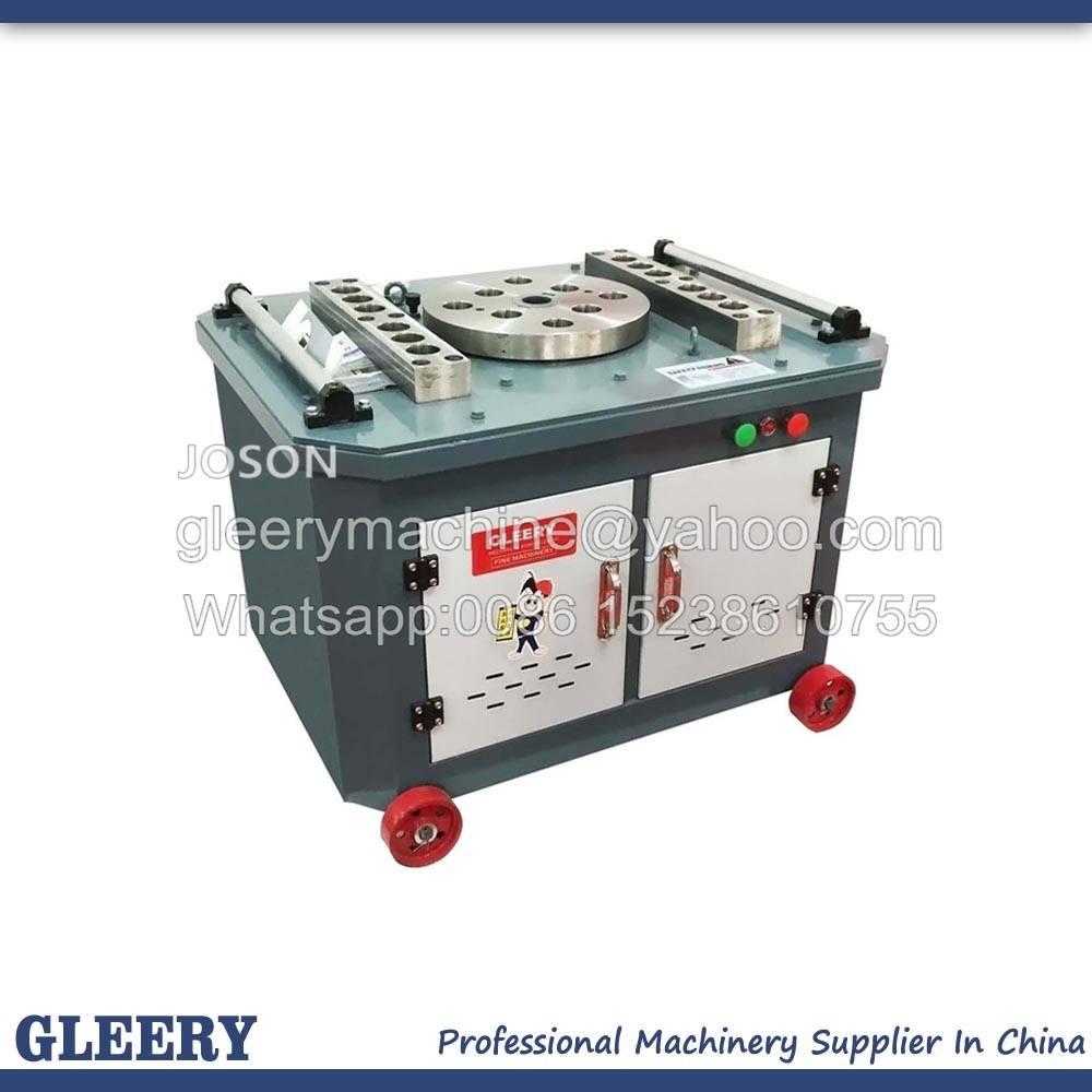 GW50 Manual Type Rebar Bender Machine