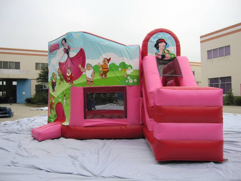 Lanqu inflatable castle bouncer for sale
