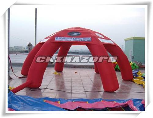 Commercial advertising use inflatable tent for trade show or promotions