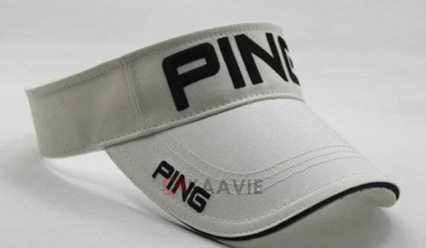 Summer Outdoor UV protrect fashion custom logo visor hat