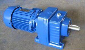 R series gearboxes reducer