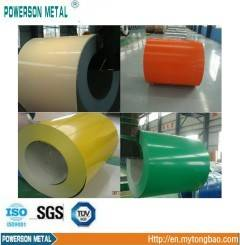 PPGI / prepainted galvanized steel coil and sheet/ color coated steel coil